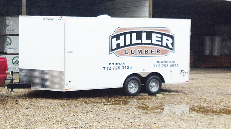 hiller lumber about